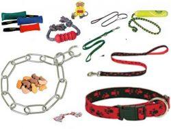 matériel d'éducation canine
